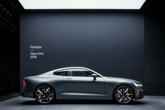 Polestar siapkan mobil listrik pesaing Tesla Model 3