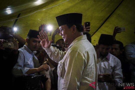 Prabowo bilang tim sukses soal teknis, pelemahan rupiah persoalan bangsa