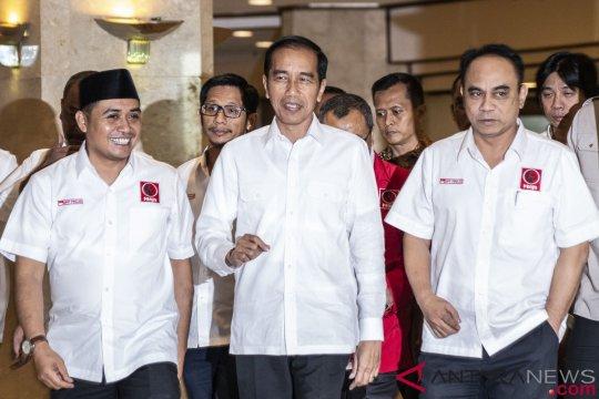 "Jokowi: Projo bukan relawan ""kardus"""