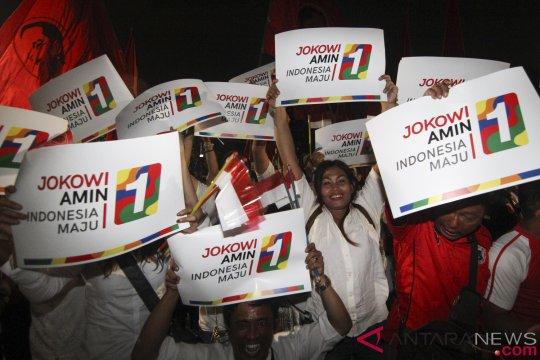 Tim Saburai Lampung deklarasi dukung Jokowi-Ma