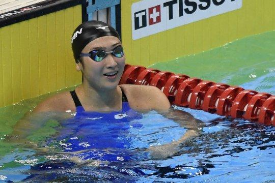 IOC selamati Rikako Ikee, penyintas kanker yang lolos Olimpiade Tokyo