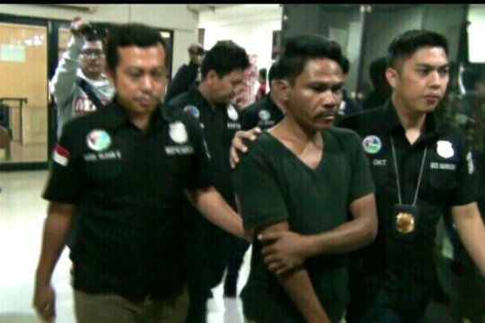 Oknum anggota DPRD asal NTT nyabu resmi jadi tahanan