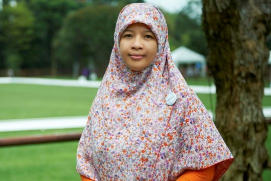 Facebook beri penghargaan kepada dua pemimpin komunitas wanita Indonesia