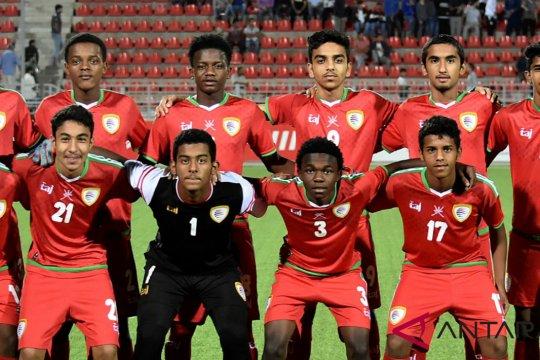 Laga melawan U-16 Indonesia penting bagi Oman