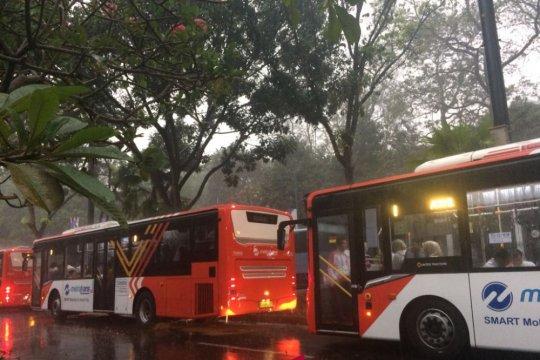 BMKG: Jakarta diprediksi hujan pada Sabtu