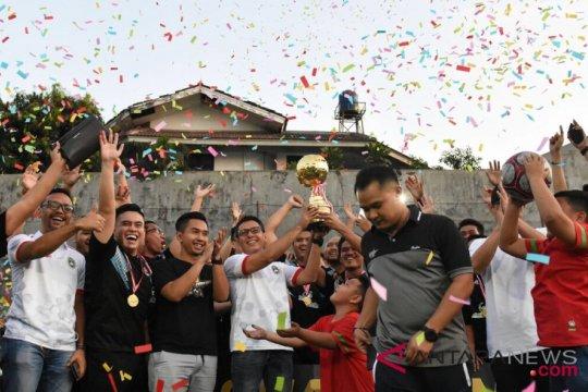 "PSSI DKI pertimbangkan program ""mini soccer"""