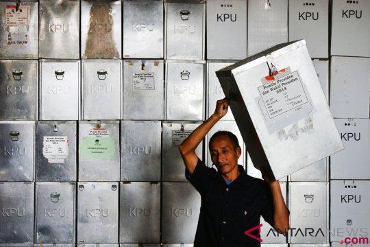 Bawaslu ungkap ratusan data pemilih ganda di Kediri