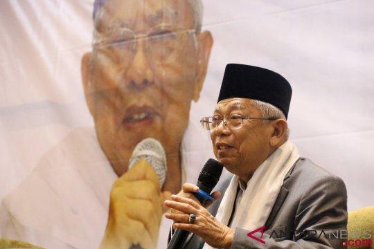 Ma'ruf Amin hadiri penutupan pembekalan caleg Perindo