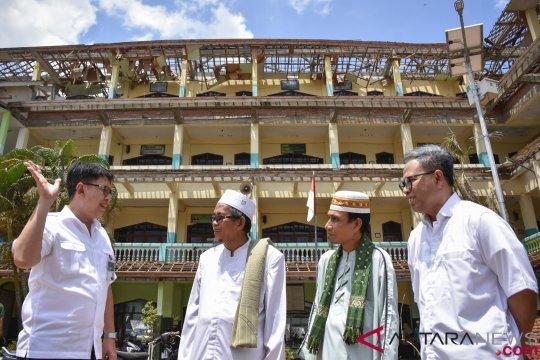 Masjid bantuan BUMN di lokasi gempa diresmikan