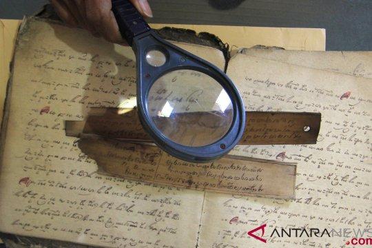 Penyelamatan Naskah Kuno