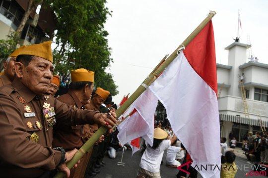 jejak Bung Karno dan nasib transmigran pejuang