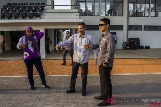Persiapan Arena Asian Para Games