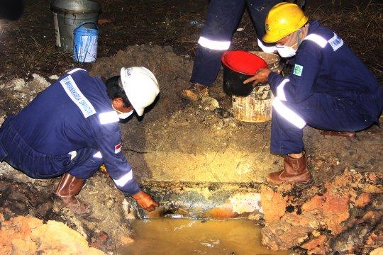 SKK Migas tunggu laporan investigasi Chevron soal kebakaran pipa gas