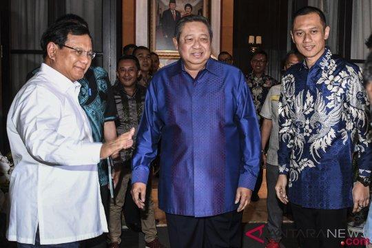 BPN Prabowo-Sandi tidak permasalahkan SBY turun kampanye Maret