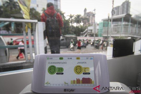Pemerintah diminta kendalikan pencemaran udara kurangi risiko COVID-19