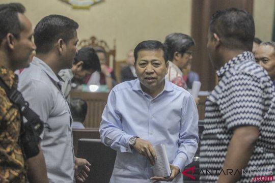 KPK serahkan sertifikat tanah Novanto ke BPN Bekasi