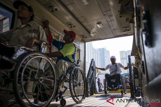 Polda Metro simulasikan pengawalan Asia Para Games