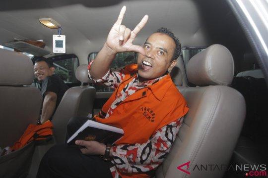 Utut Adianto tidak hadir sidang korupsi bupati Purbalingga