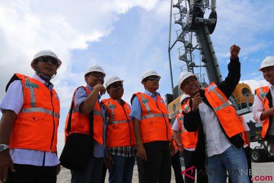 Persiapan Pengoperasian Pelabuhan Kuala Tanjung Tahap I