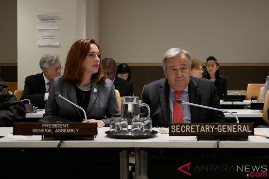 Utusan PBB: Suriah tak akui peran PBB dalam pembentukan komite konstitusional