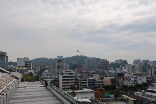 Seoul dan regenerasi kota