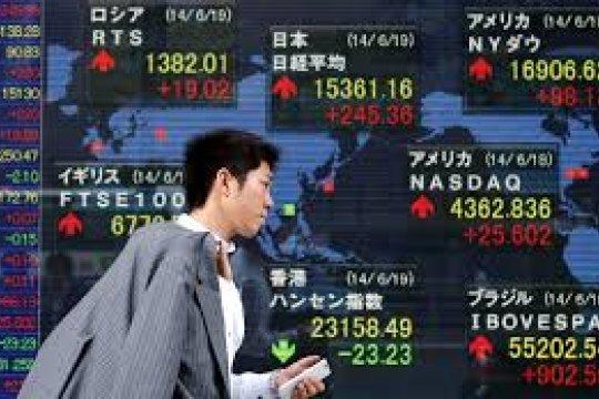 Saham di Tokyo dibuka lebih tinggi, dipicu penguatan Wall Street