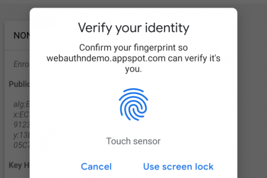 Kemarin, Chrome adopsi autentikasi sidik jari hingga desainer siap ke Paris Fashion Week