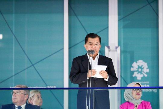 Wapres : Indonesia ramah dan bersahabat untuk Asia