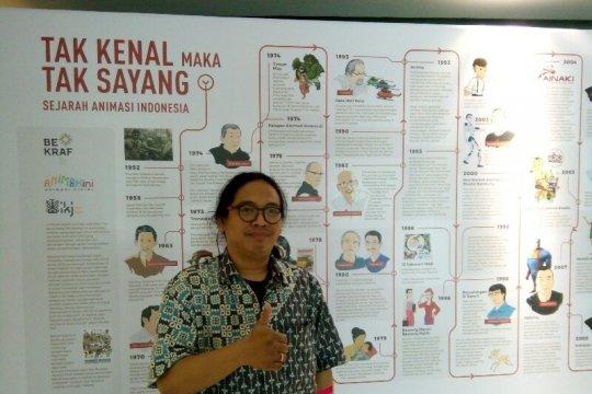 SMK tulang punggung industri animasi Indonesia