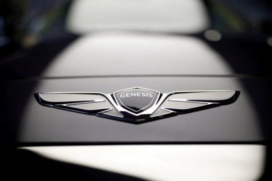 Kendaraan Genesis terjual 500 ribu unit dalam lima tahun terakhir