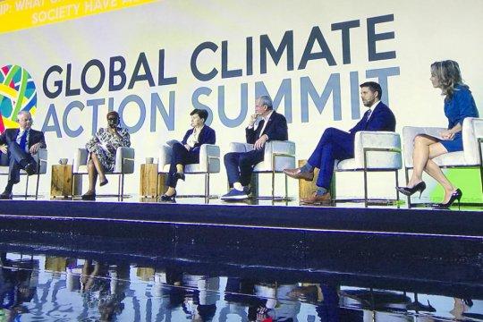 Jelang COP 24 LSM serukan aksi iklim ambisius