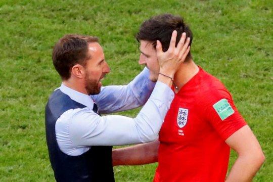 Southgate berencana datangkan Maguire kembali ke timnas Inggris