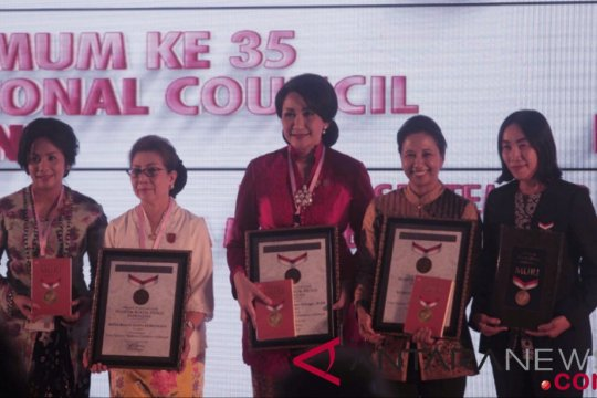 MURI: Menteri BUMN tokoh perempuan kebanggaan Indonesia