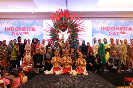 Warga Istanbul antusias hadiri Festival Indonesia Day