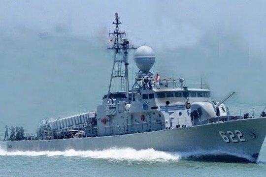 TNI-AL investigasi penyebab kebakaran-tenggelamnya KRI Rencong-622