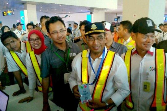 Sambut atlet APG, Imigrasi siapkan 24 konter di bandara