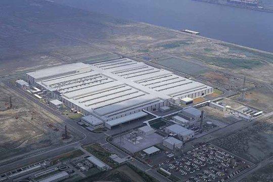 Markas Toyota di Jepang dilalap api