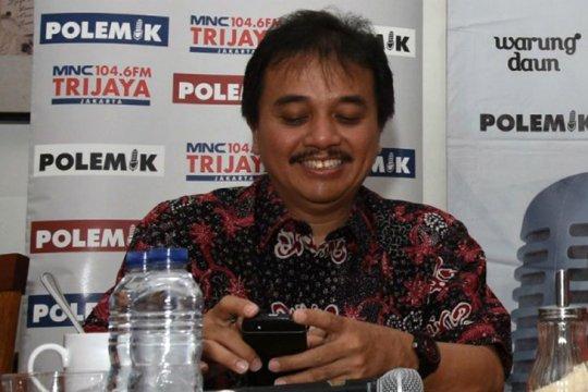 Roy Suryo maafkan penggugat sengketa barang negara