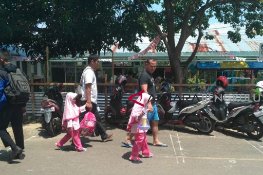 Dishub: Pelayanan di PLB Indonesia - Malaysia perlu dibenahi
