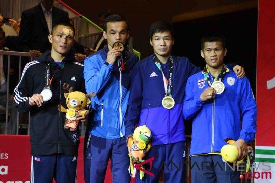 Peraih Medali Tinju Terbang 52Kg Putra Asian Games 2018