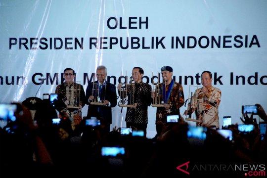 Presiden Jokowi Buka Kongres GMKI