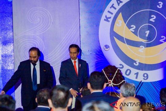 Jokowi Buka Orientasi Caleg NasDem