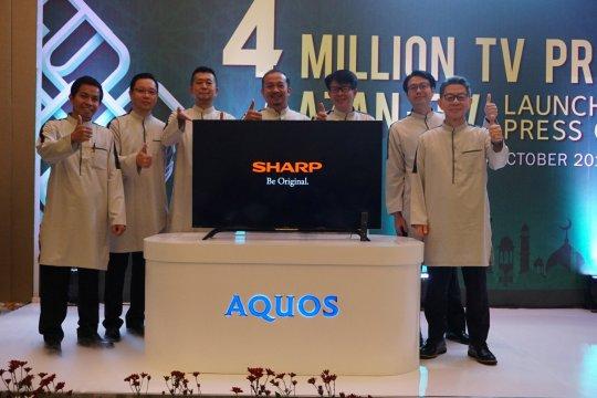 "Sharp Indonesia rilis ""smart tv"" dengan fitur Azan"