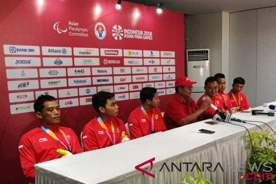 CdM Indonesia berharap emas perdana menular ke berbagai cabang