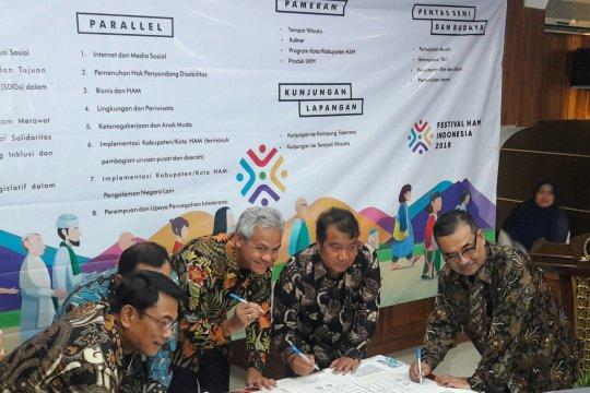 Indonesia selenggarakan Festival HAM 2018