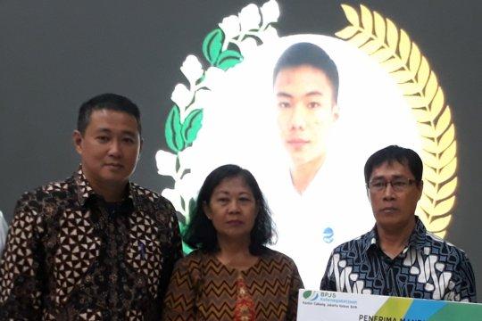 Pemerintah beri penghormatan Anthonius Agung, jenazahnya dimakamkan di TMP Panaikang Makassar