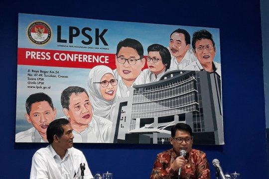 PP 43 Tahun 2018 perkuat LPSK