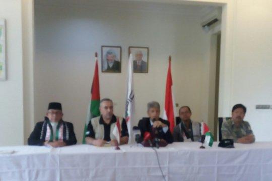 Palestina siap kirim tim insinyur-medis ke Palu