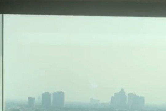 Polri: Kaca film antipeluru Gedung DPR perlu dikaji