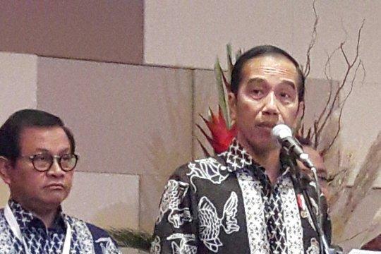 Jokowi minta pencarian dan pertolongan korban Lion Air JT610 secepatnya